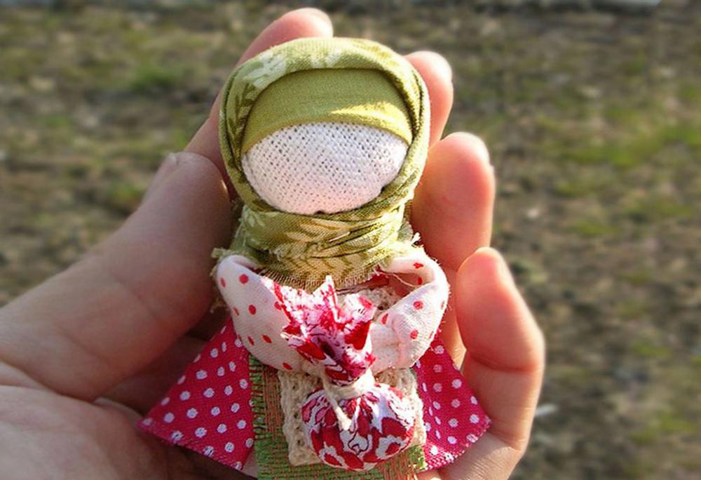История и особенности русской тряпичной куклы, фото № 40