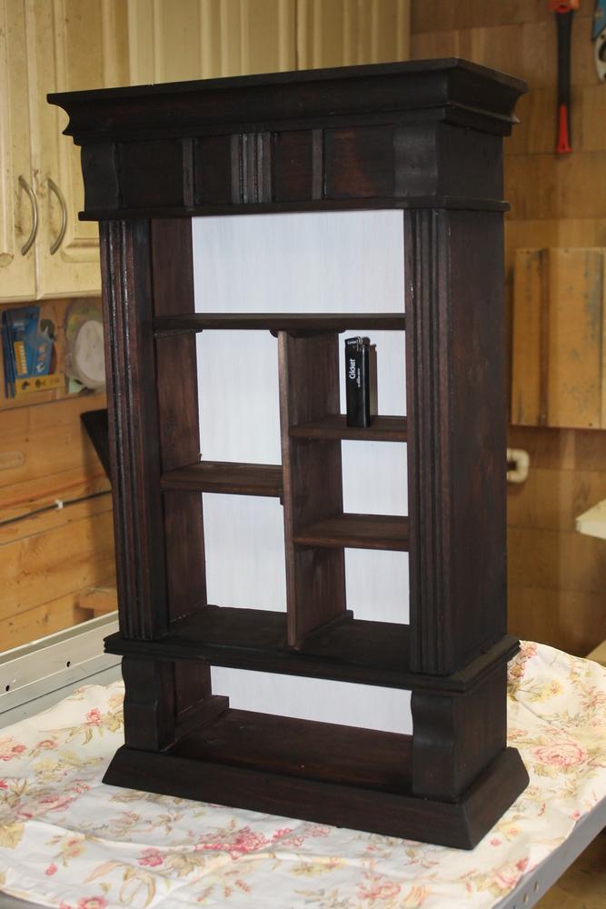 Реставрация старого шкафчика, фото № 12