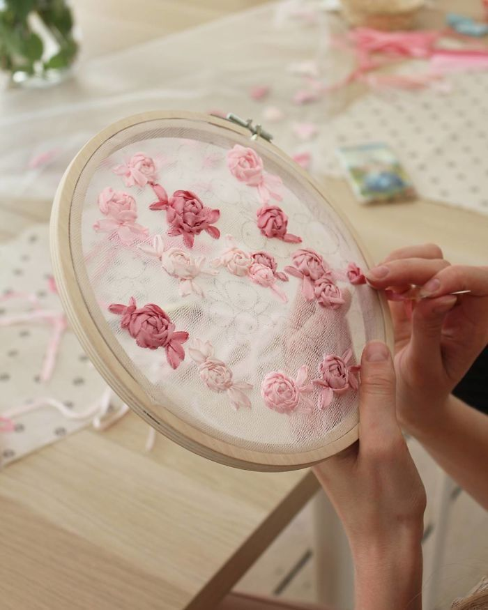 Incredibly Delicate And Airy Embroidery!, фото № 14