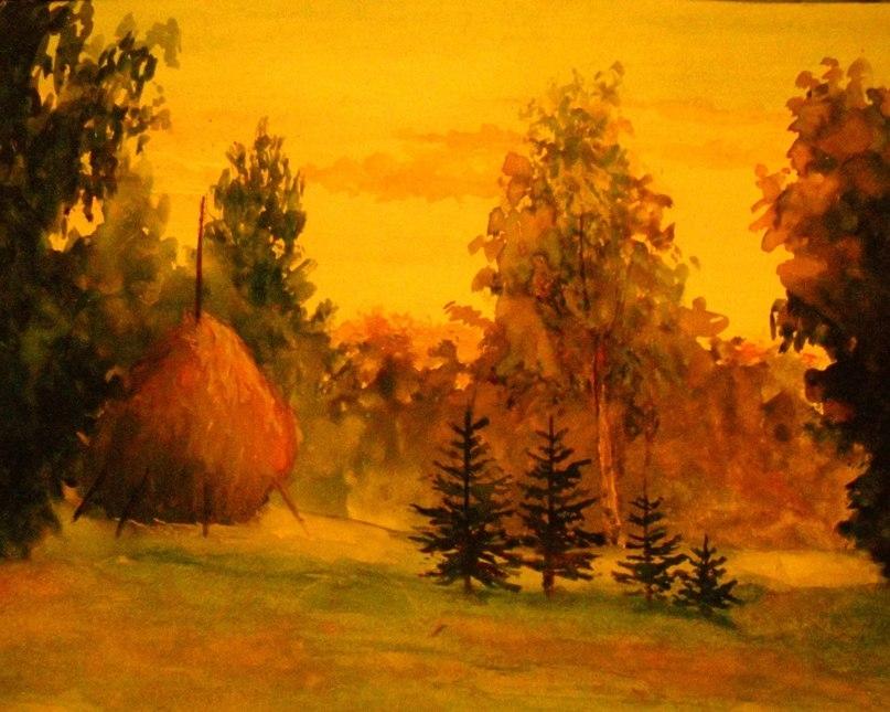 Мне кажется, август янтарного цвета, фото № 7