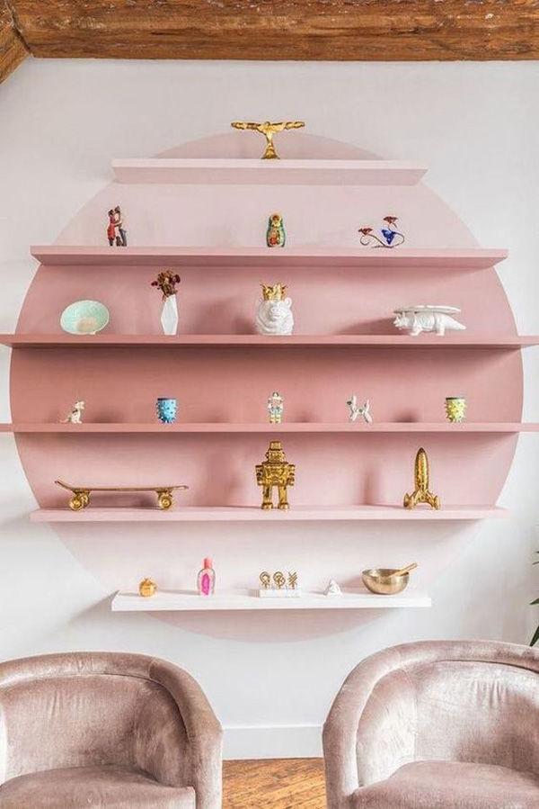Коллекционируем красиво: 40+ впечатляющих полок для хранения коллекций, фото № 42