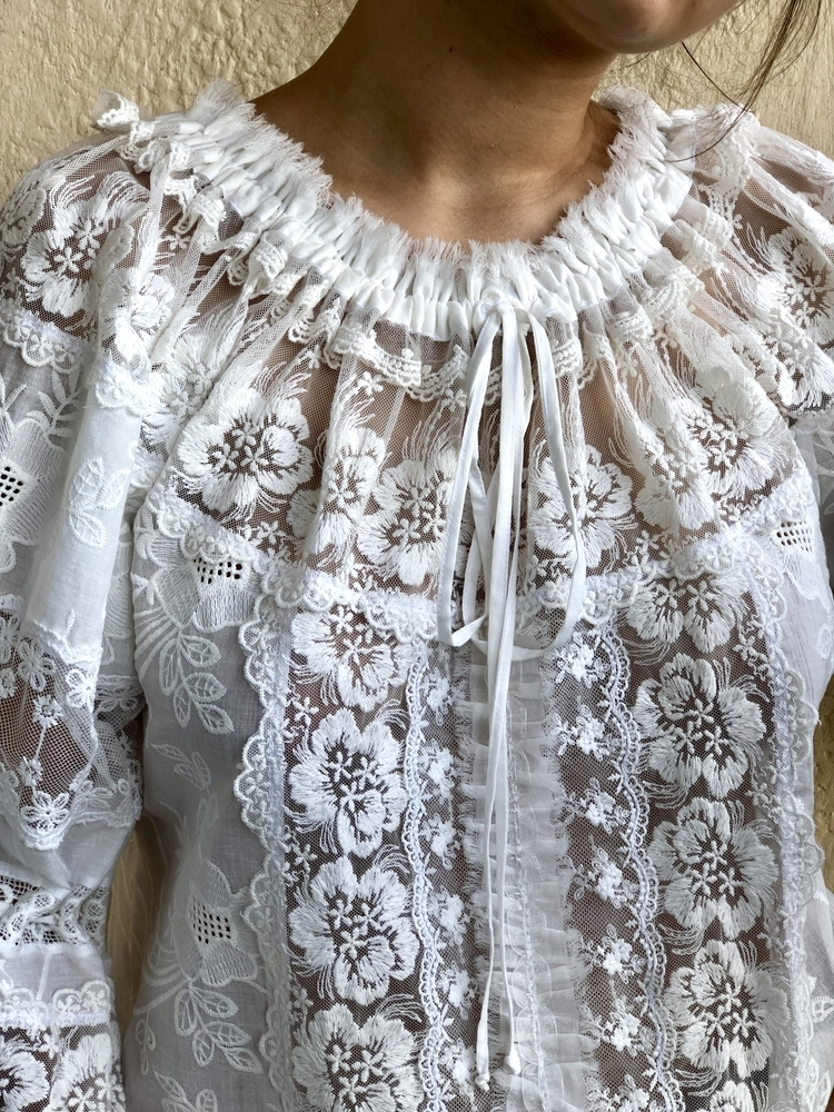 Нежная Одетта теперь в молочном цвете, фото № 23