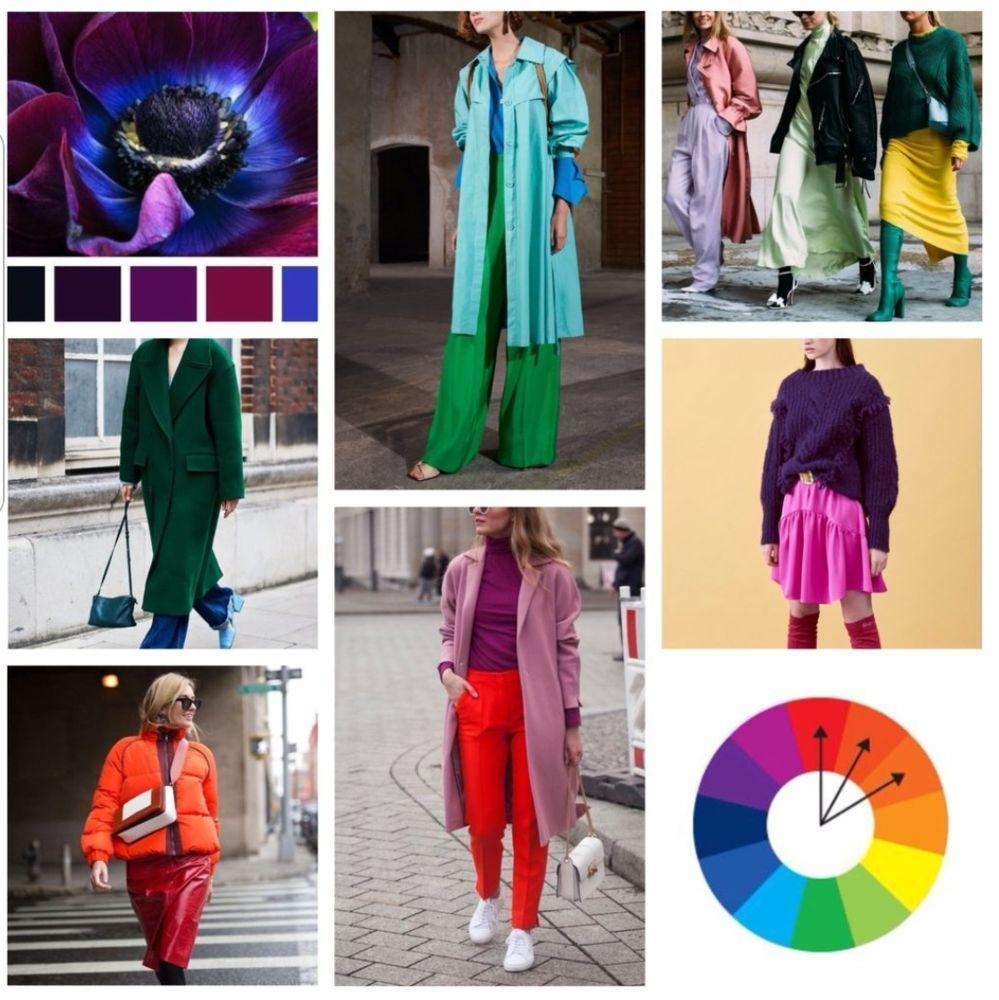 Цветовой круг Иттена. 5 способов сочетать цвета правильно, фото № 10