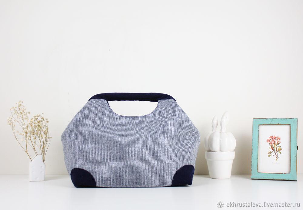 Шьем сумку с внутренним каркасом, фото № 1