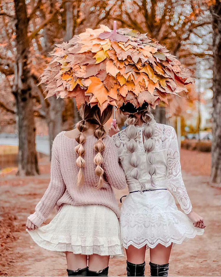 15 Ideas For Autumn Photos That You Will Definitely Want To Repeat, фото № 9