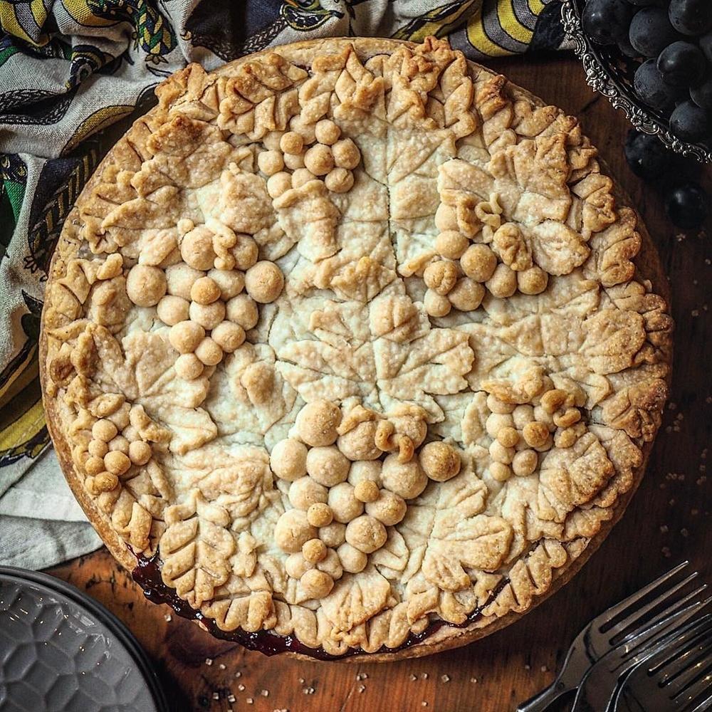 Самоучка печет пироги невероятной красоты: кулинарные шедевры от Helen Nugent + 3 секрета идеальной выпечки, фото № 30
