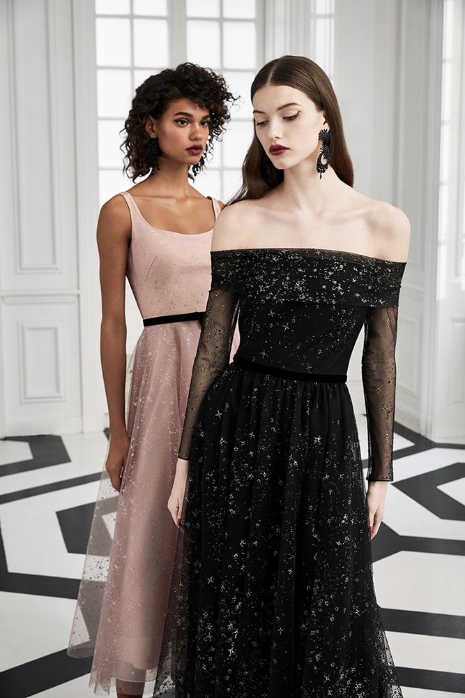 Drama Marquess: Fashion Collection Marchesa Notte Fall 2019, фото № 6