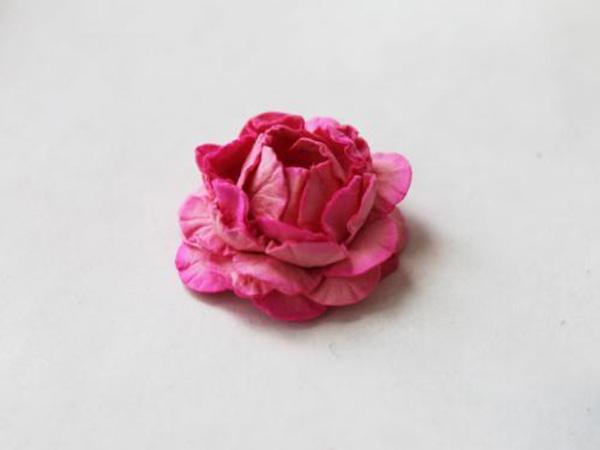Как сделать цветы из бумаги: 16 мастер-классов по созданию неувядающей красоты своими руками, фото № 8