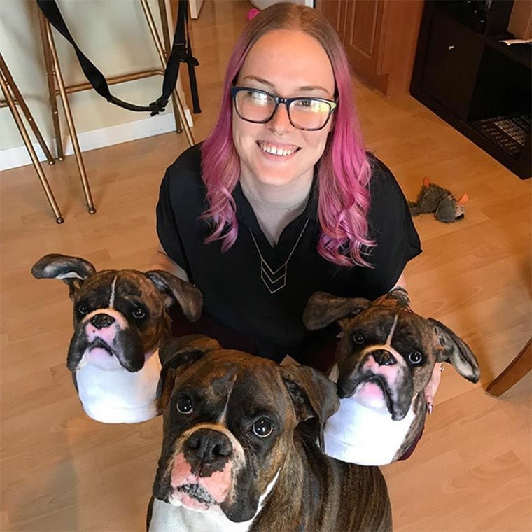 Cuddle Clones Launched Sales Hit: Home Slippers Which Are Copies Of Pets, фото № 3