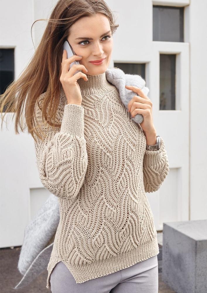 К зиме готовы! 50 идей вещей для вязания спицами, фото № 16