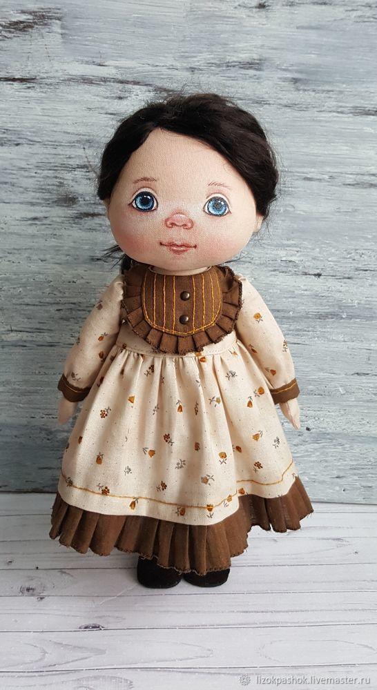 Vestido para una muñeca en estilo retro, foto # 22