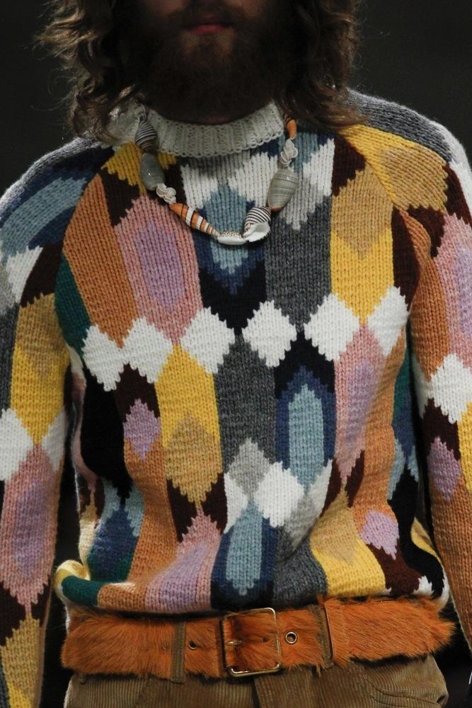 К зиме готовы! 50 идей вещей для вязания спицами, фото № 15