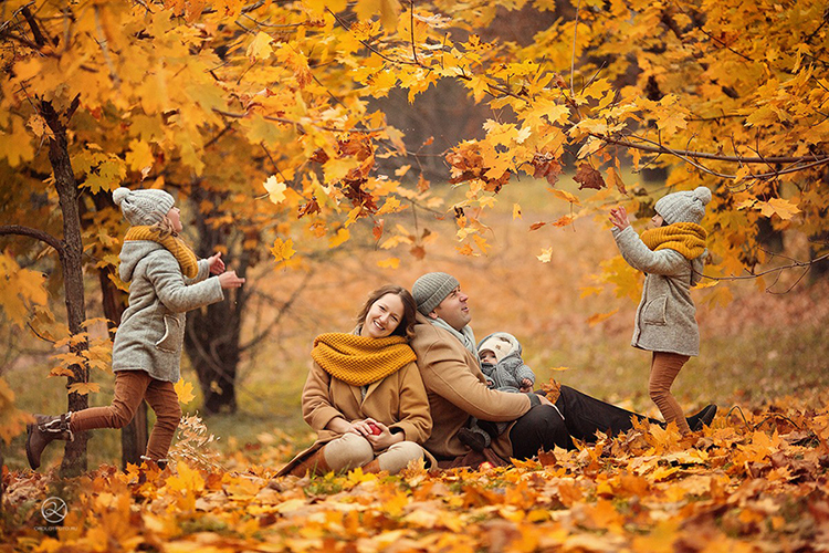 15 Ideas For Autumn Photos That You Will Definitely Want To Repeat, фото № 20