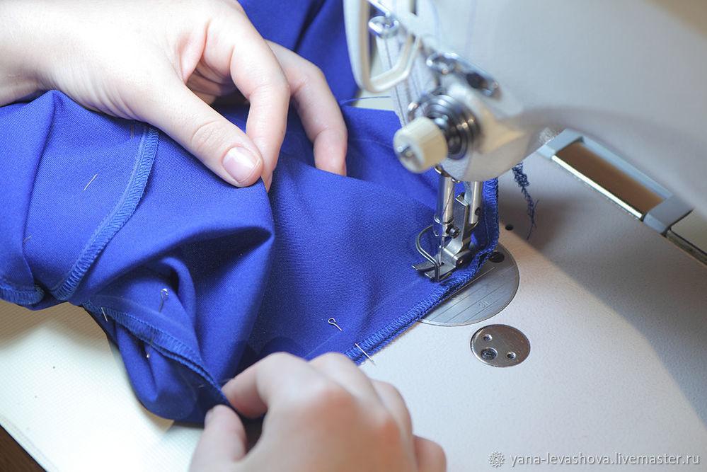 Как быстро сшить себе классические брюки. Мастер-класс по шитью для начинающих, фото № 15