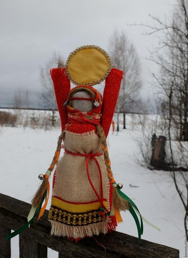 История и особенности русской тряпичной куклы, фото № 25