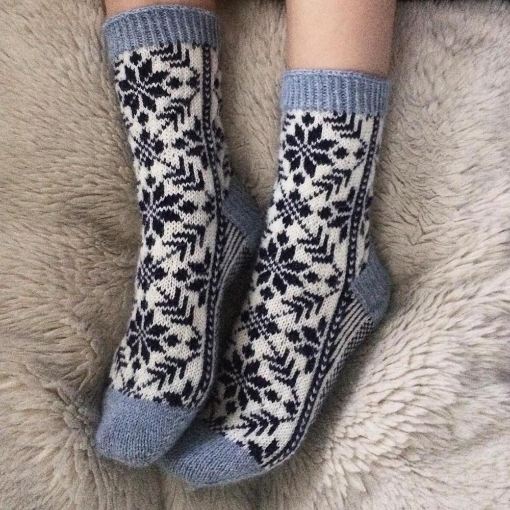 К зиме готовы! 50 идей вещей для вязания спицами, фото № 43