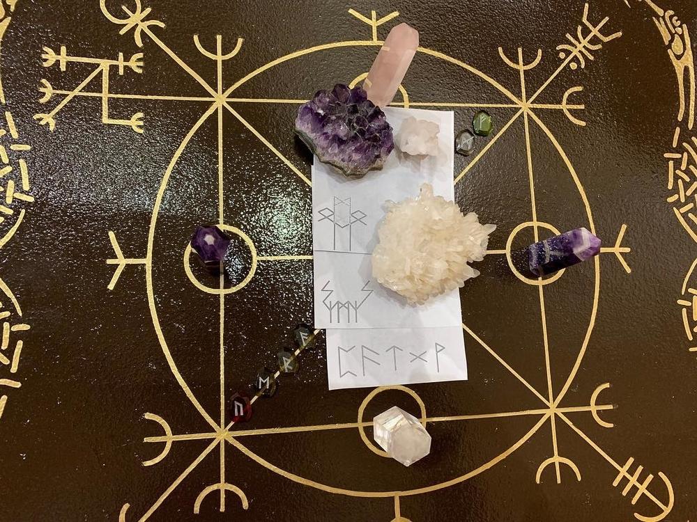 Магия рун, камней, магия территории, фото № 2