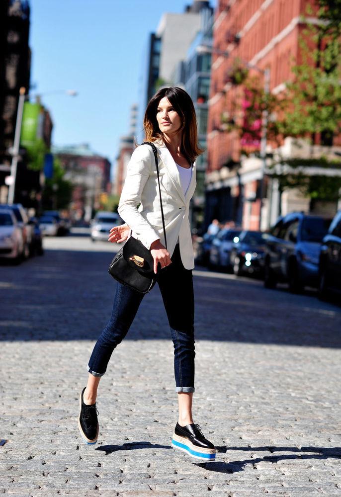 Как удлинить ноги: 30 советов по выбору правильной одежды и обуви, фото № 2