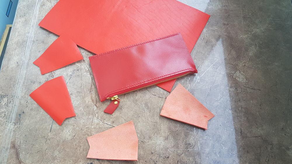 8f536dae492c Красный портмоне для милых Дам )) – Ярмарка Мастеров