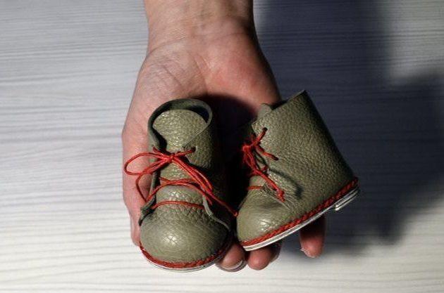 Мастер-класс «Обувь для куклы», фото № 1