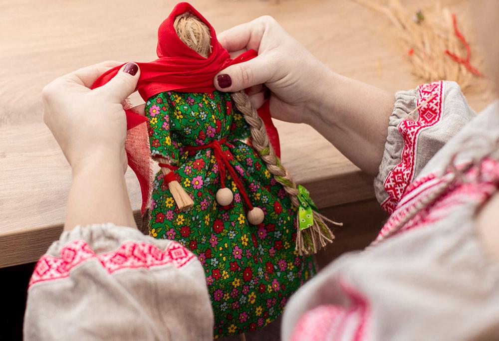 История и особенности русской тряпичной куклы, фото № 41