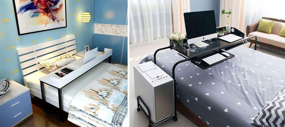 20 компактных столов для вашего ноутбука или компьютера, которые впишутся в любую комнату