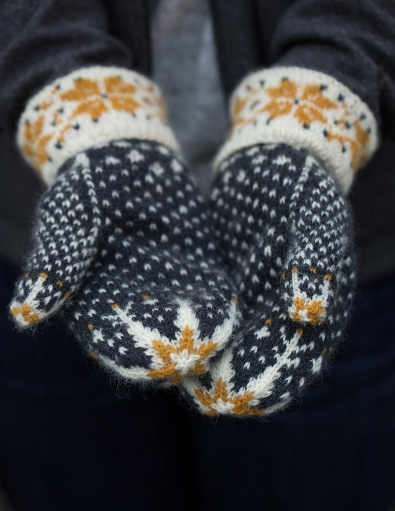 К зиме готовы! 50 идей вещей для вязания спицами, фото № 24