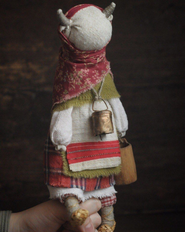 История и особенности русской тряпичной куклы, фото № 48