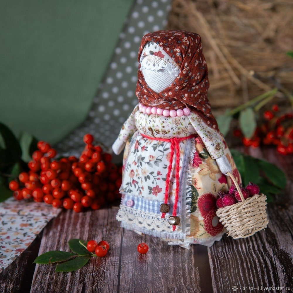 История и особенности русской тряпичной куклы, фото № 36