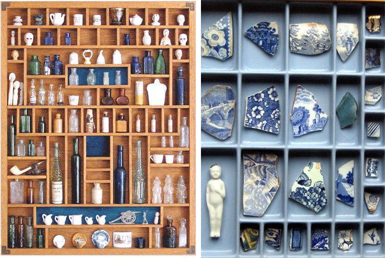 Коллекционируем красиво: 40+ впечатляющих полок для хранения коллекций, фото № 46