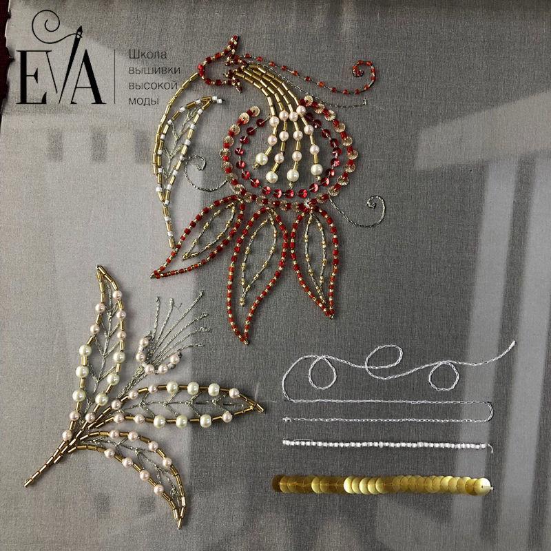 Основы вышивка аари, фото № 1