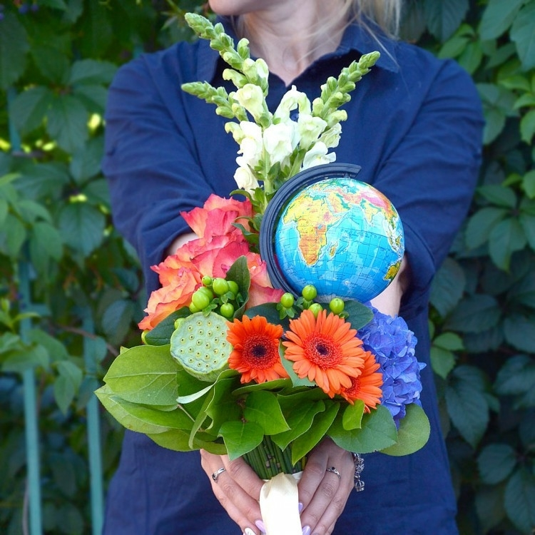 20 идей букетов к первому сентября, которые удивят учителя, фото № 15