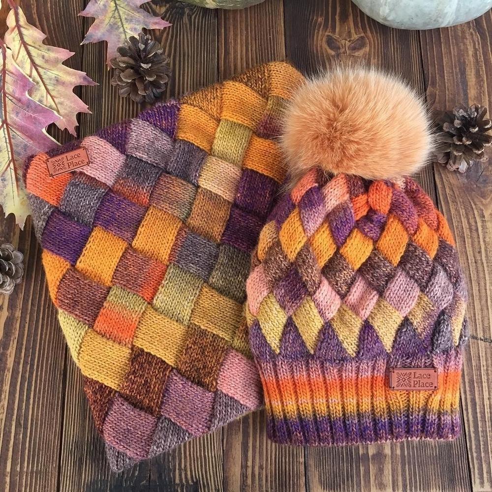 К зиме готовы! 50 идей вещей для вязания спицами, фото № 14
