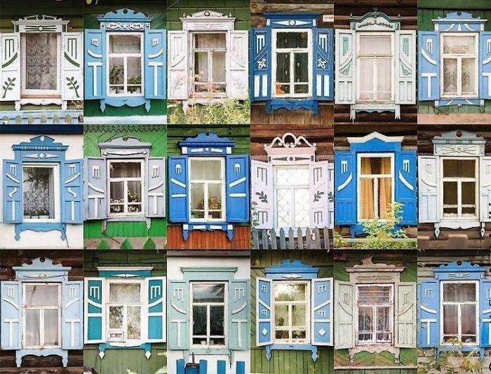 Оконные наличники как символ защиты в русском зодчестве, фото № 3