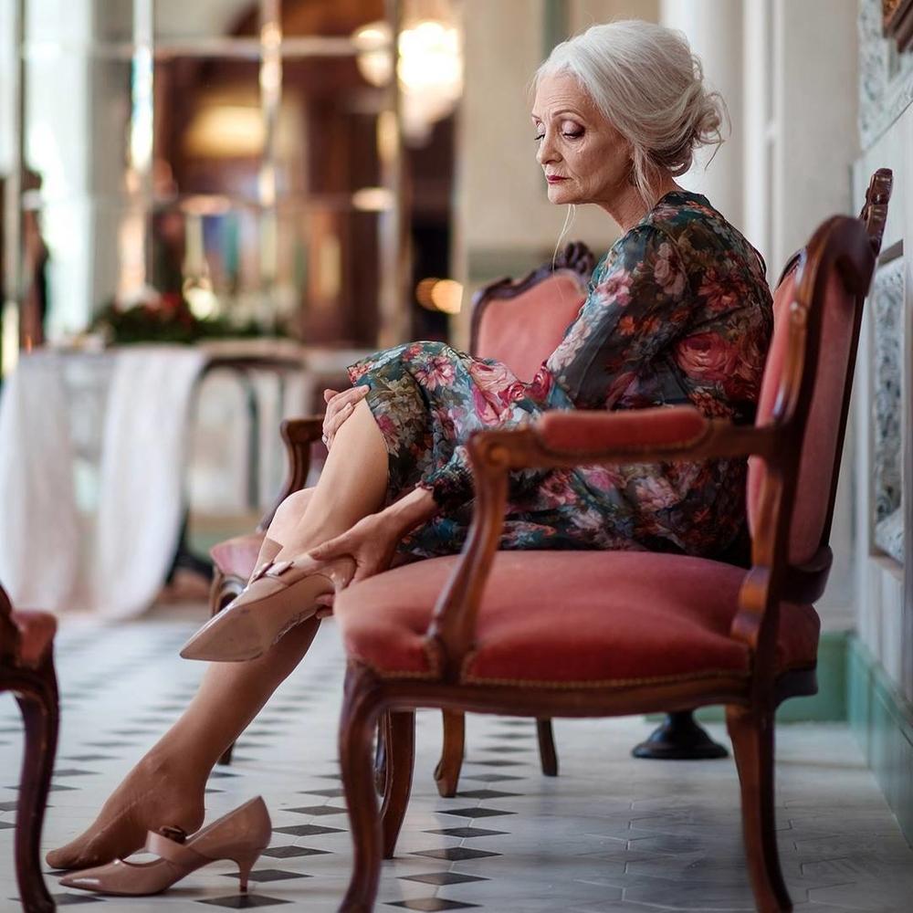 Как 64-летняя петербурженка стала моделью года, фото № 15