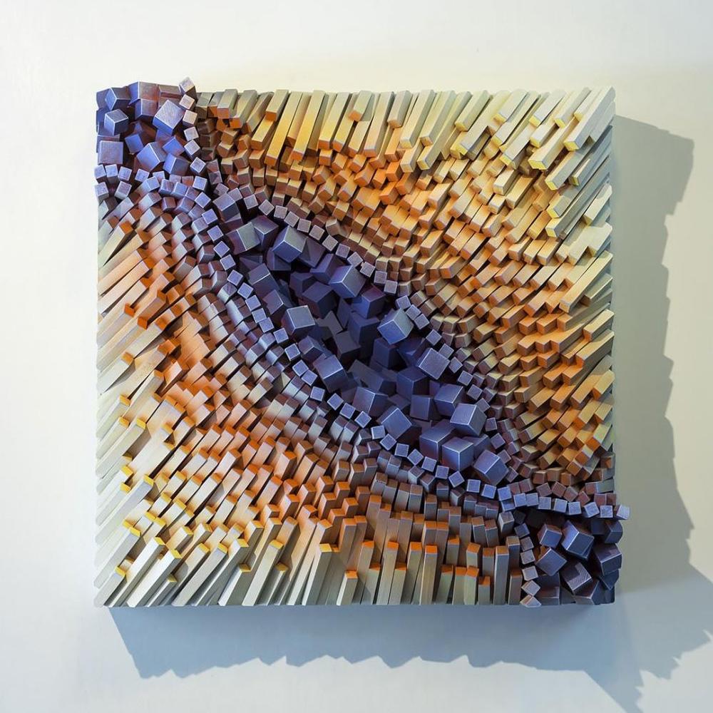 Необычные деревянные скульптуры от Джил Брювель, фото № 19