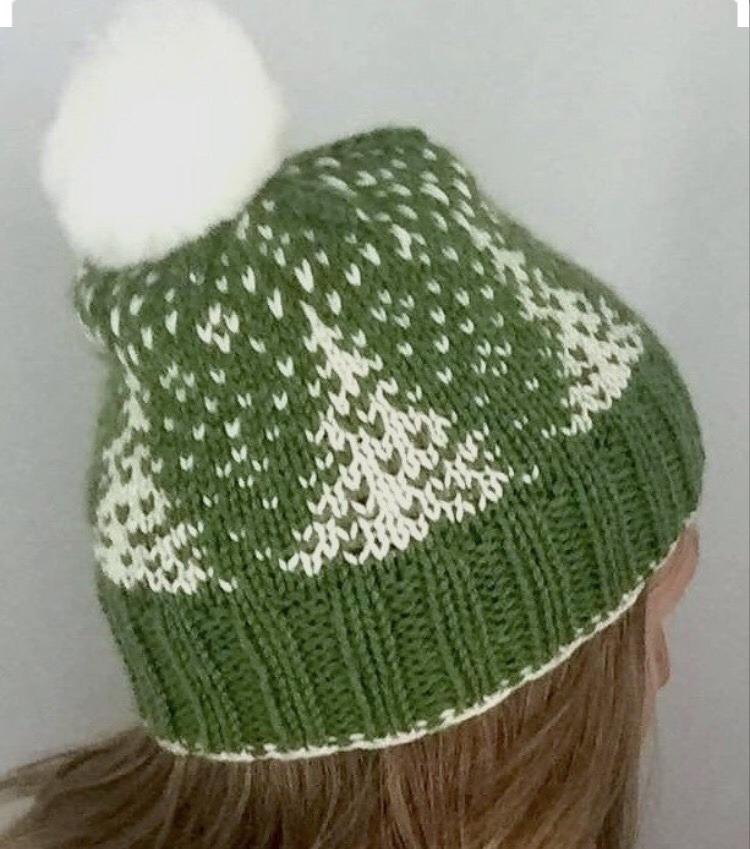 К зиме готовы! 50 идей вещей для вязания спицами, фото № 12