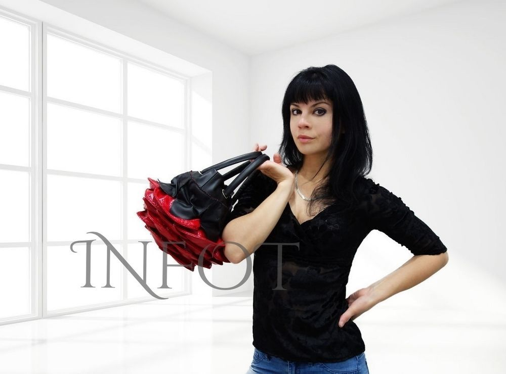 Зимняя распродажа (2 часть) (сумки-розы), фото № 2