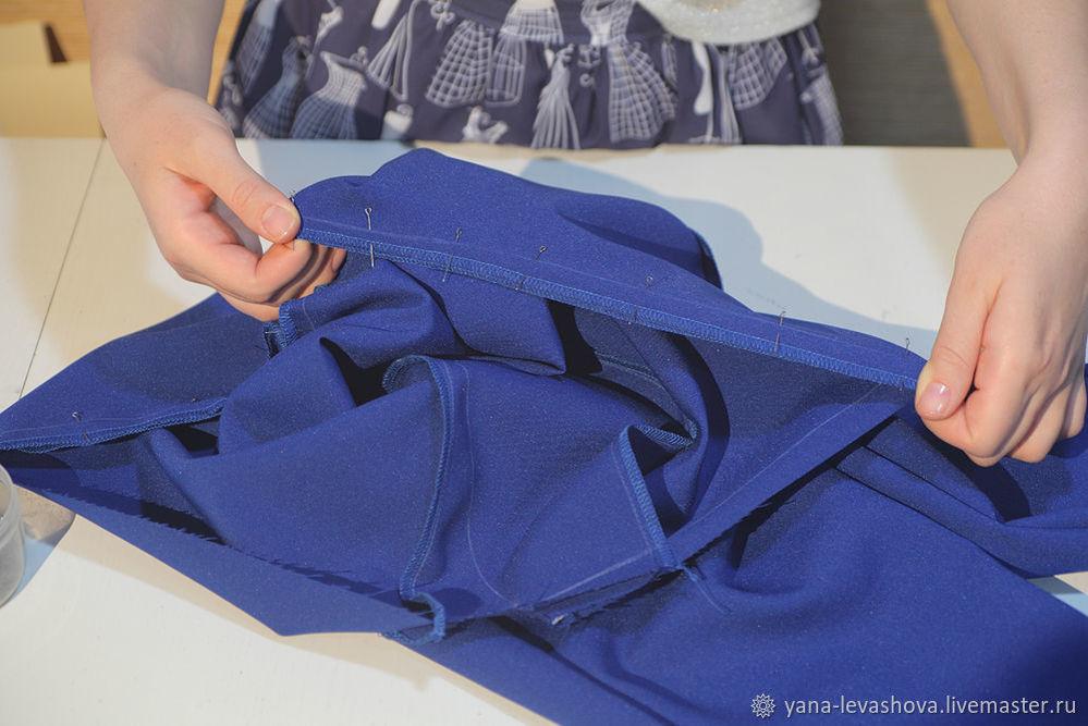 Как быстро сшить себе классические брюки. Мастер-класс по шитью для начинающих, фото № 14