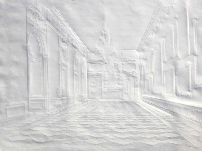 Бумажные шедевры кельнского художника, фото № 4