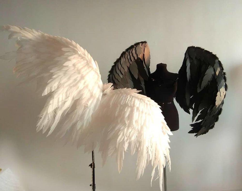 Создаем крылья для фотосессии, фото № 1