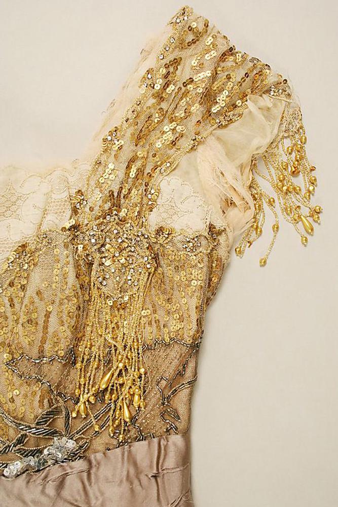 Вечернее платье 1907-1908 годов от Jacques Doucet, фото № 3