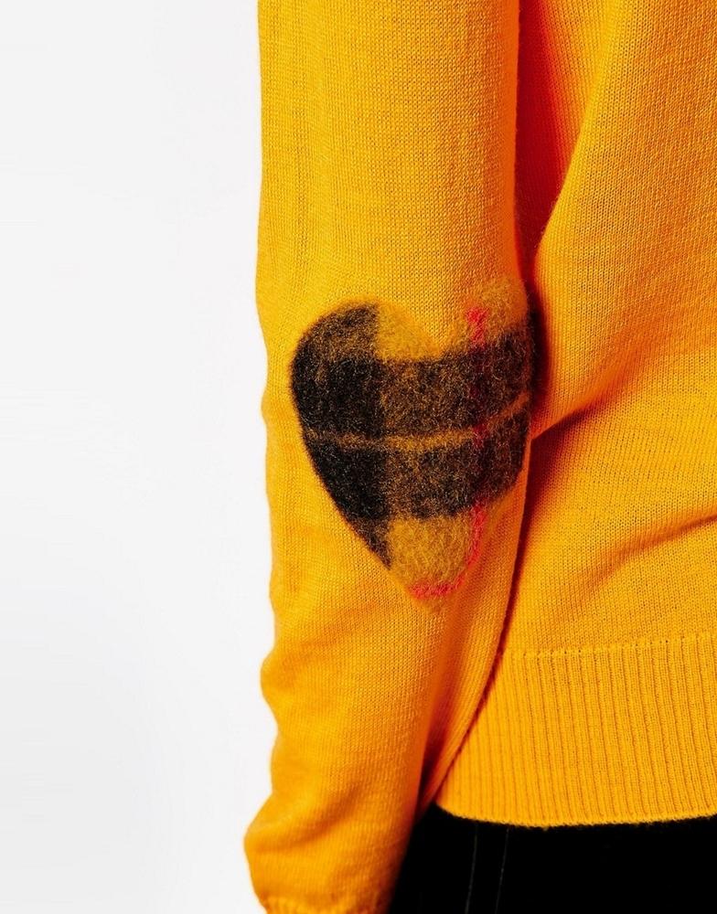Декоративные заплатки на локтях одежды: 11 креативных идей, фото № 6