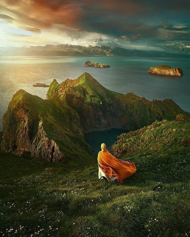 Сказка наяву путешественники Тиджей Дрисдейл и Виктория Йор фотографируют такие уголки планеты, что начинаешь верить, что сказочные миры существуют, фото № 2