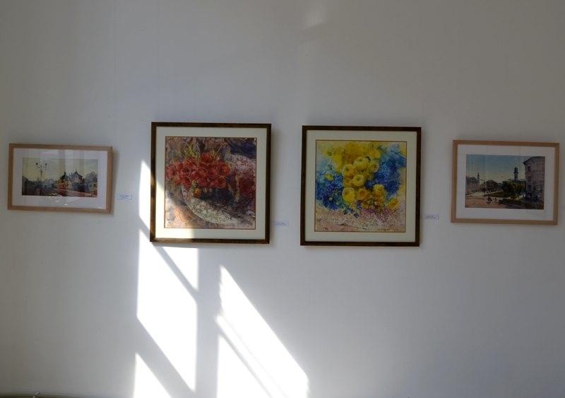 Областная художественная выставка посвященная Дню Независимости, фото № 20