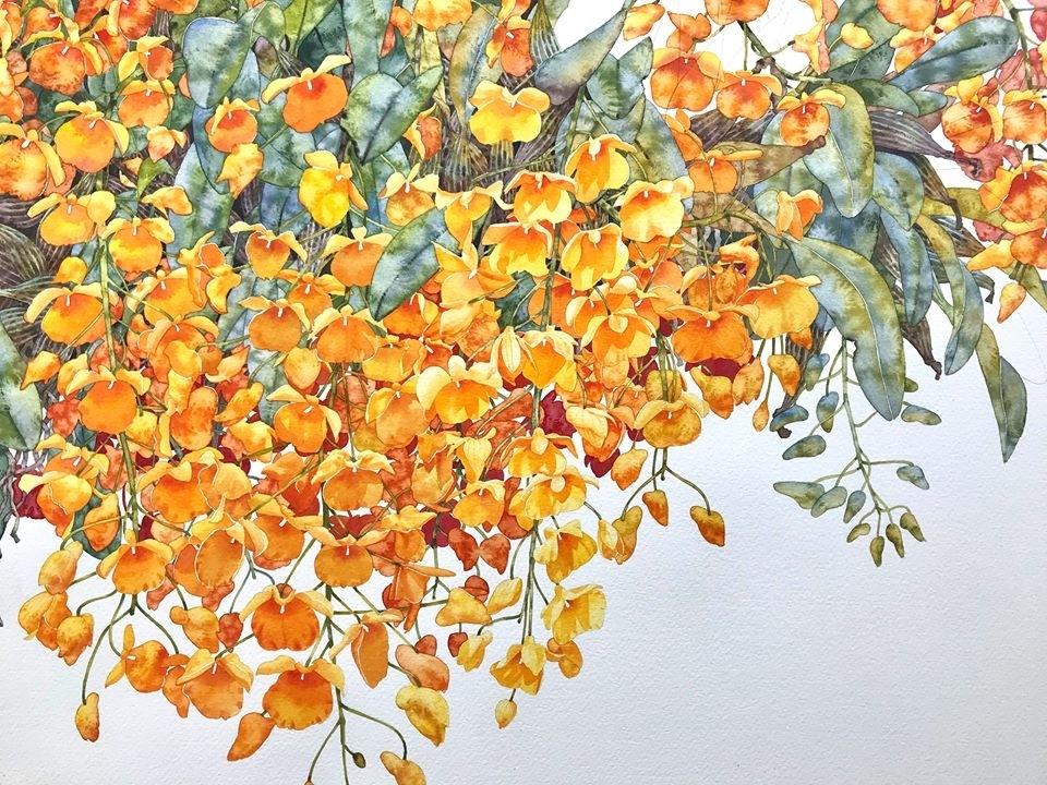 Watercolour Virtuoso: Kitipong Ti, фото № 25