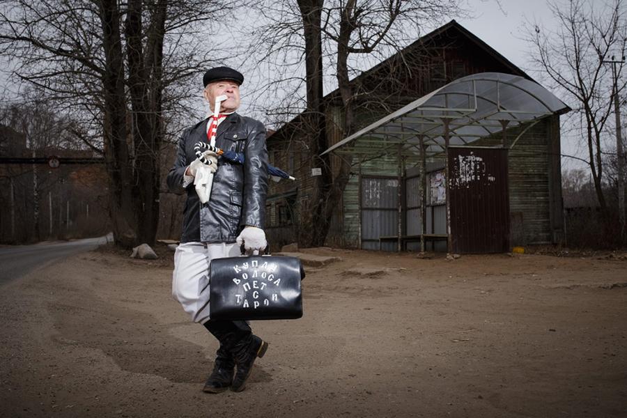Вятский модник: как 72-летний пенсионер своими нарядами дает фору молодым, фото № 10