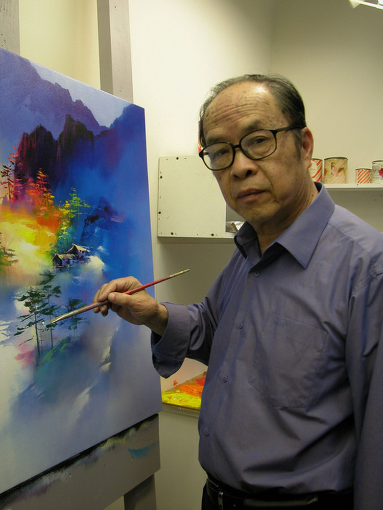 Кен Хонг Лунг — мастер волшебных пейзажей, фото № 1