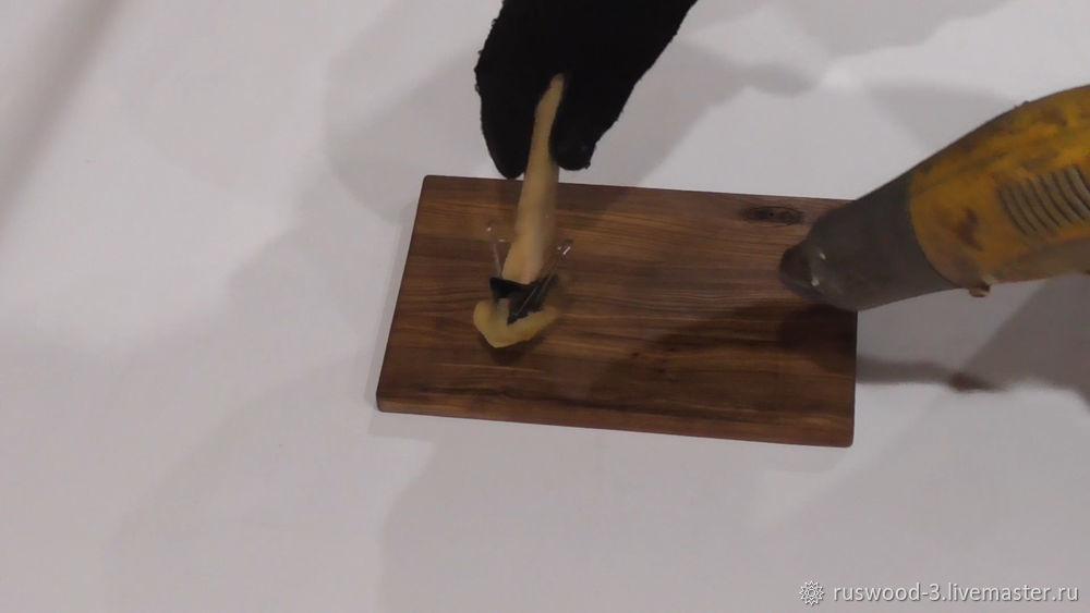 Как сделать кухонную разделочную доску, фото № 8