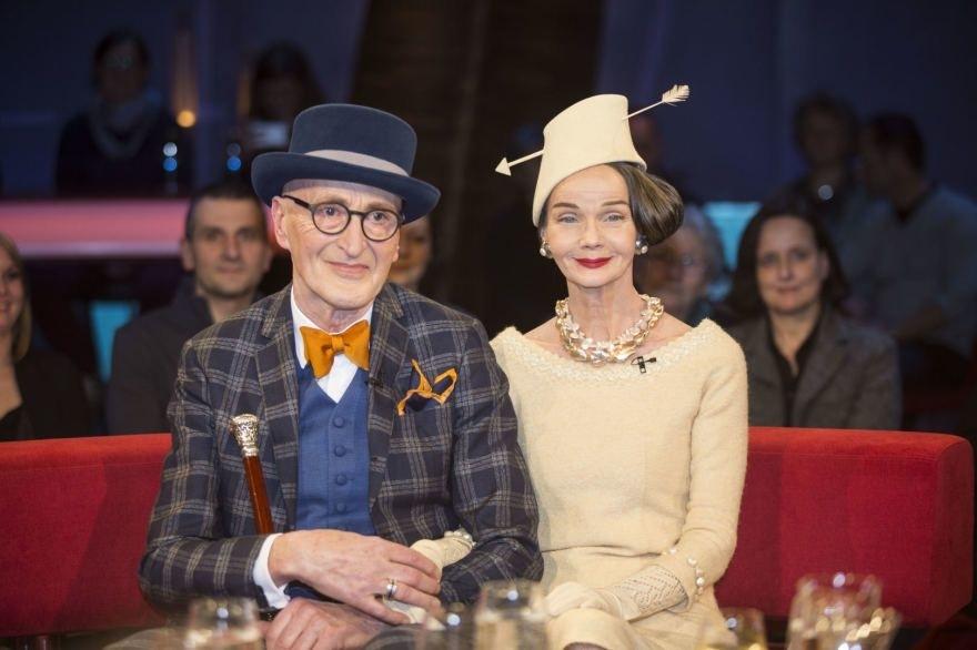 История о том, как берлинские пенсионеры Гюнтер и Бритт живут на полную катушку и радуются жизни!, фото № 7